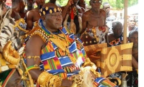 OTUMFOUR DIRECTS REOPENING OF KNUST, STUDENTS REPORT ON FRIDAY