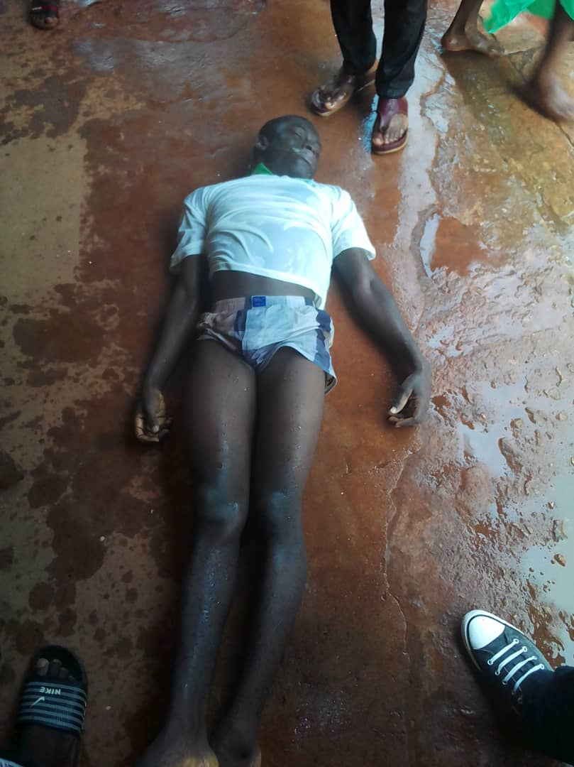 Final Year Shs student drown in River Okyi
