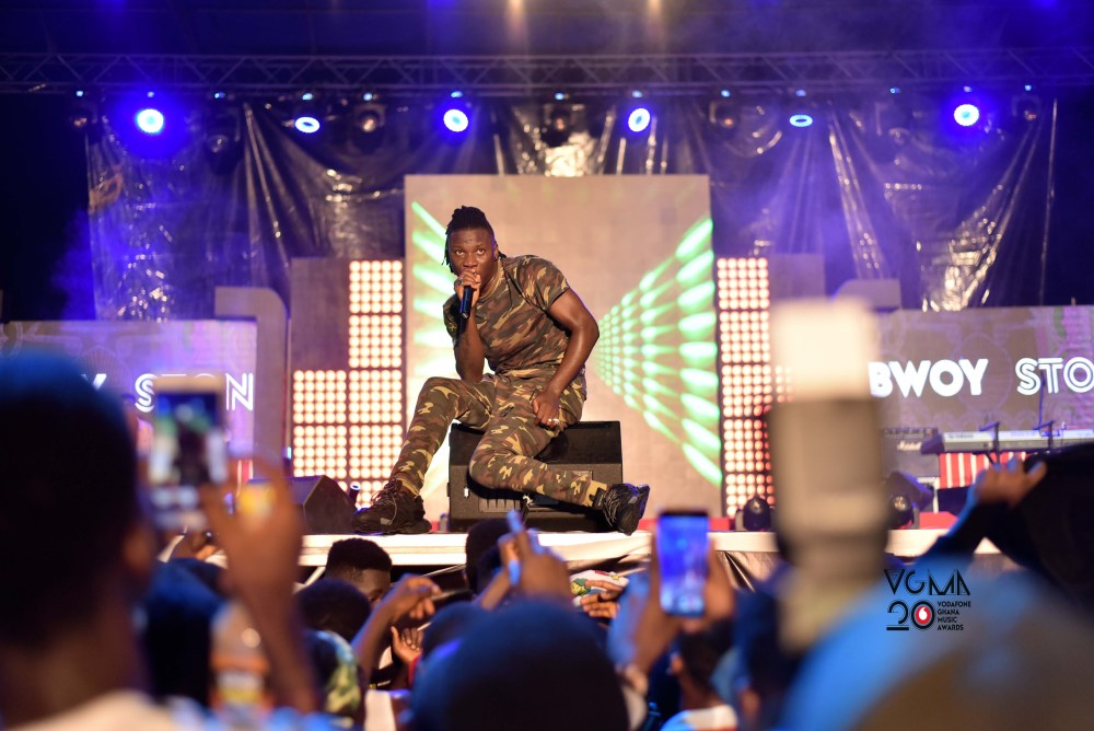 20 photos that prove that 2019 VGMA nominees' jam in Kumasi was lit!