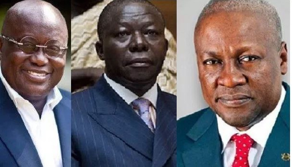 Otumfuo reveals how he resolved a big fight between Akufo-Addo, Mahama