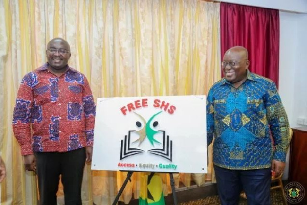 Ghana should give 2nd Chance to Akufo-Addo to extend Free SHS to the tertiary