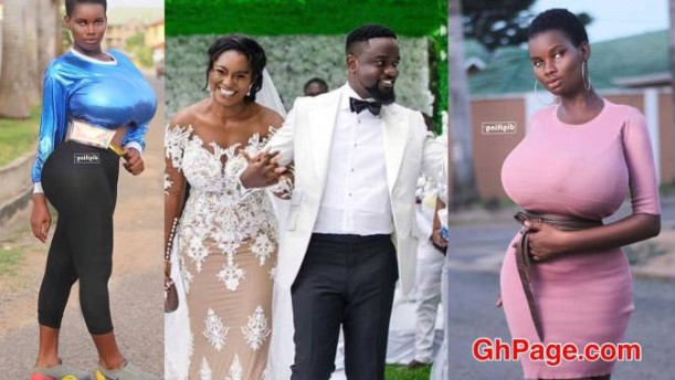 I don't mind being Sarkodie's 2nd wife – Pamela Odame