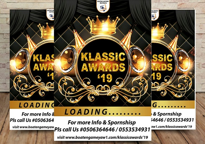 Nominations open for Klassic Awards19