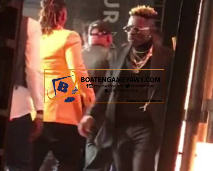 Don't  play with a lion like that – Shatta Wale writes after VGMA fight